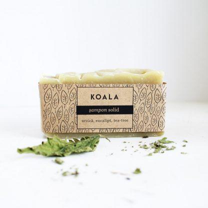 șampon natural solid cu urzică
