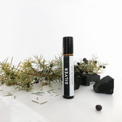 silver parfum natural de puls de la Irina