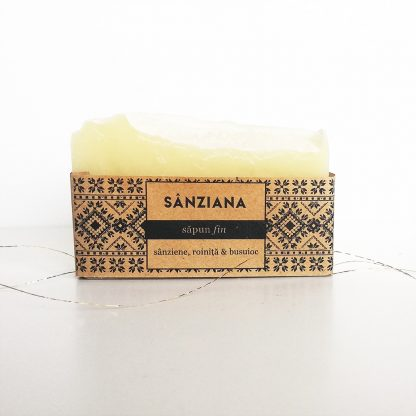 Sanziana sapun de la Irina
