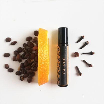 parfum natural cu cafea