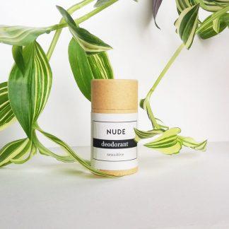 Deodorant natural pentru piele sensibilă, fără bicarbonat de sodiu